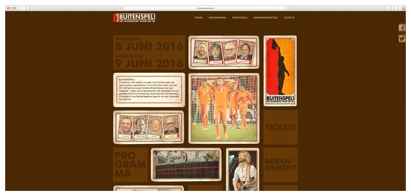 Website Buitenspel!